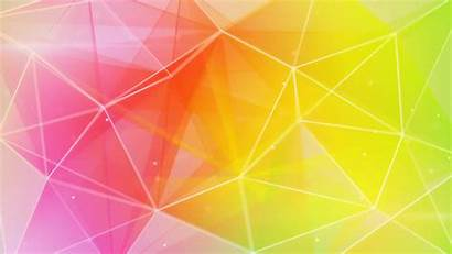 Colorful Background Abstract Designs Triangle Colourfull Geometrical