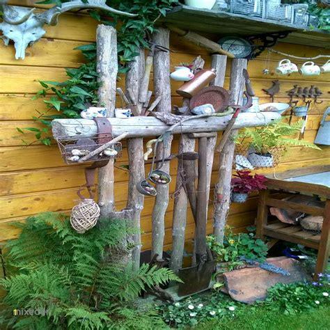 Deko Holz Garten by Deko Mit Holz Garten Gro 223 Wand Deko Holz Mit Wohnzimmer