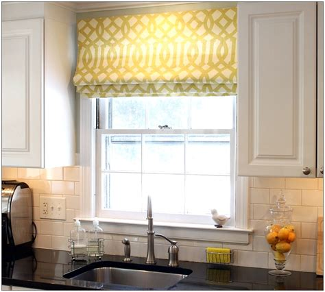 Kitchen Bay Window Curtain Ideas Kitchentoday