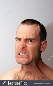 Angry Man Image  Angry