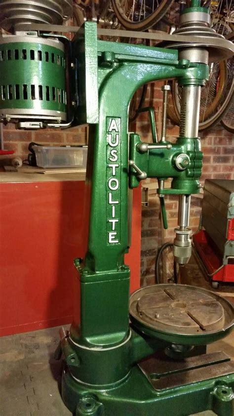 antique vintage hand drills drill press