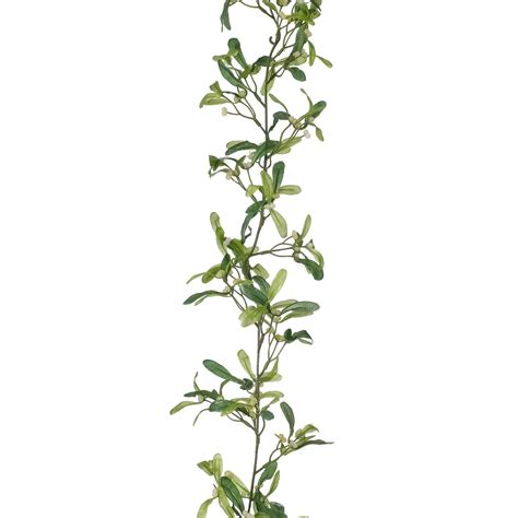mistletoe garland dzd