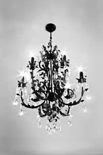 10 best ideas about black chandelier on