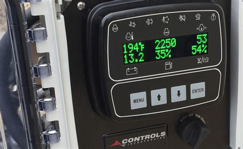 Controls Inc J1939 Canbus Display, Monitoring And Control