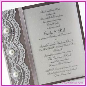 diy invitations lace do it yourself wedding invitation With wedding invitation for self