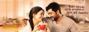 Surya And Jyothika Photos For Nescafe Sunrise - Cinema65.com