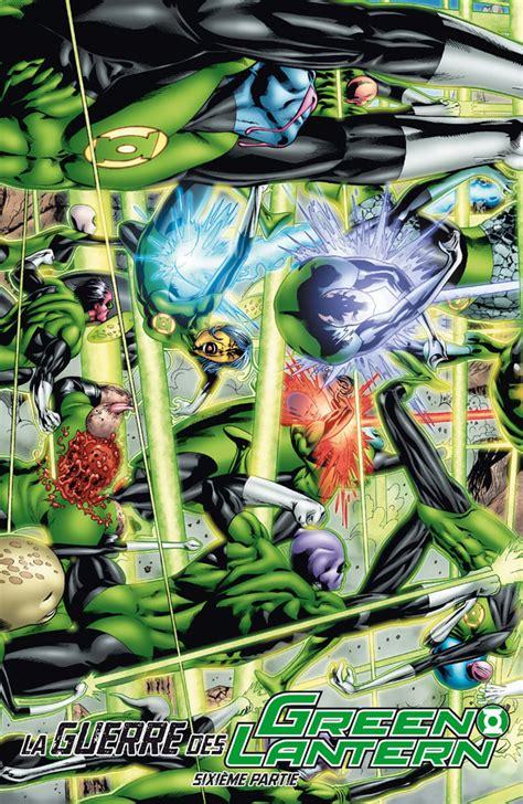 green lantern 2 date de sortie sorties comics avril 2012