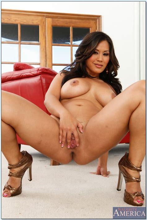 Jessica Bangkok Is One Slutty Asian Porn Star Busty Vixen