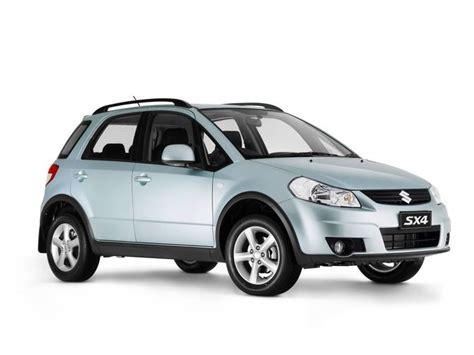 Suzuki Sx4 Problems by Review Suzuki Gy Sx4 2007 13
