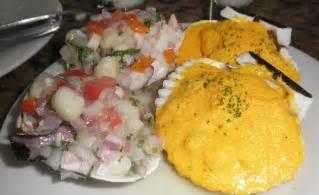Peru National Food Dish