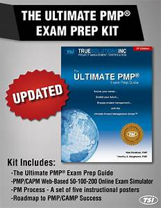 Ultimate Pmp U00ae Exam Prep Self Study Course Pmi Pmbok Guide