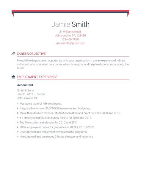 started generating your resume today resume builder pro