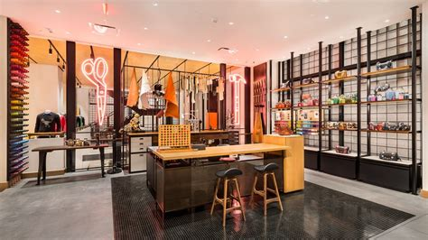 coachs  store   ode   york   american dream architectural digest