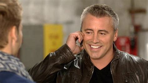 Matt Leblanc Has Tiny Fingers