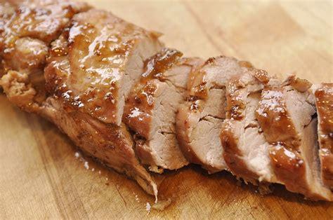 pork loin fig glazed pork tenderloin