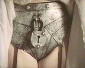 modern chastity belt like a demeter clarc
