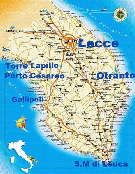 Vacanza Porto Cesareo by Salento Vacanza Porto Cesareo Torre Lapillo Punta