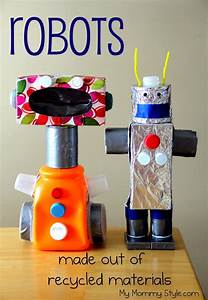 30 creative art projects using recycled materials - My