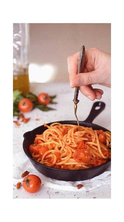 Iron Sauce Cast Tomato Spaghetti Skillet