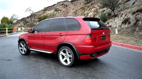 Bmw X5 46is Acceleration Youtube