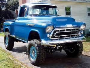 57 Chevy Truck 4x4