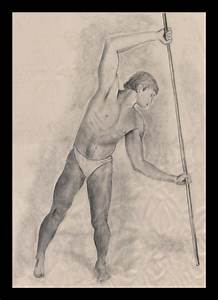 Male Figure Drawing Model | Male Models Picture