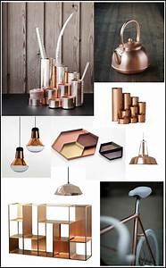 Deco Cuivre Rose : design cuivre chiara stella home ~ Zukunftsfamilie.com Idées de Décoration