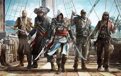 Creed Wallpapers Flag Assassin Pc Desktop Iv