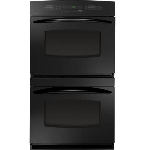 general electric ptdrbb  double electric wall oven   cu ft capacity  oven