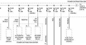 Awesome Wiring Harness Diagram Dodge Dakota 98