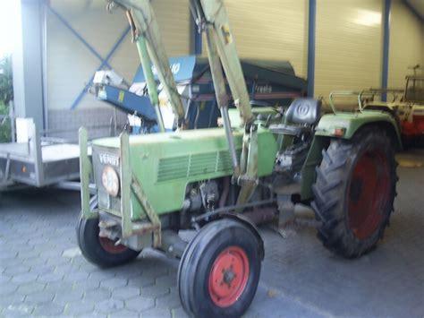 Fendt Tractoren