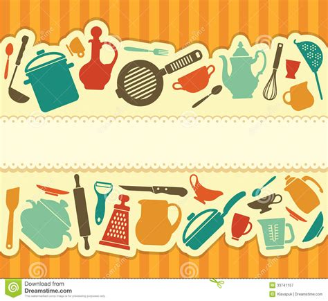 illustration cuisine restaurant menu illustration stock vector image 33741157