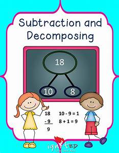 Number Bond And Tape Diagram Subtraction