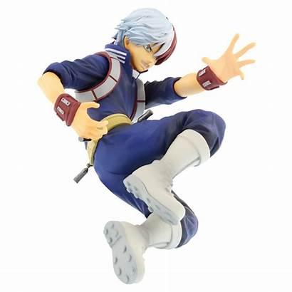 Hero Todoroki Academia Figure Banpresto Shoto Vol
