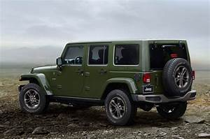 4x4 Jeep Wrangler : one week with 2016 jeep wrangler unlimited 4x4 75th edition automobile magazine ~ Maxctalentgroup.com Avis de Voitures