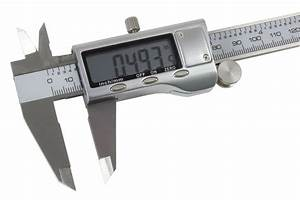 Digital Caliper 6 U0026quot   150mm  All Metal Construction