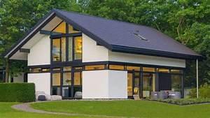 Modernes Haus Mit Satteldach : moderndes fachwerkhaus hausbeispiele auf anschauen ~ Orissabook.com Haus und Dekorationen