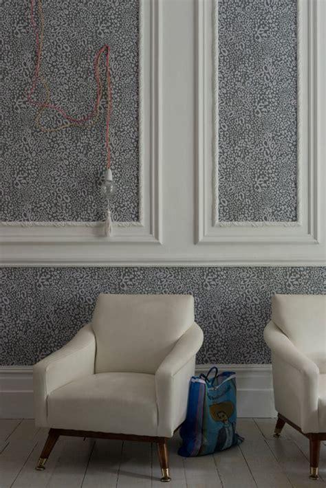 farrow balls striking  wallpapers architectural digest
