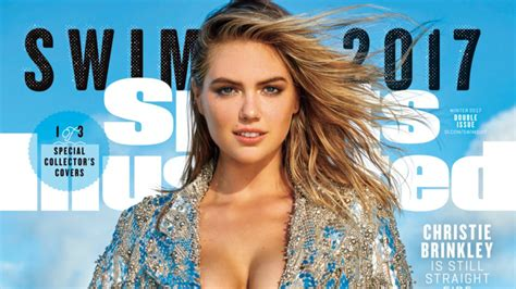 Kate Upton Is on the Cover of the 2017 'Sports Illustrated ...