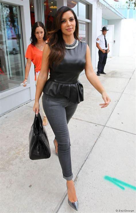 Kim Kardashian, Que De Progrès ! A Shopper