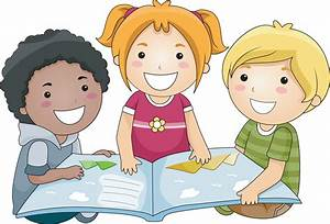 Free Clipart Children Reading - Cliparts and Others Art ...