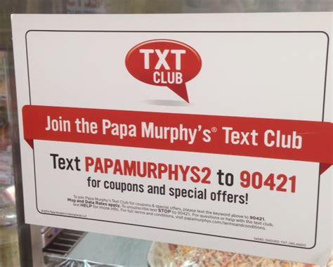Papa Murphys Cookie Dough Coupons