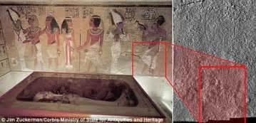 King Tutankhamun Tomb Scans Show No Hidden Chambers For