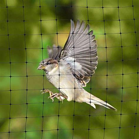aspectek bird netting protective fencing  gardens