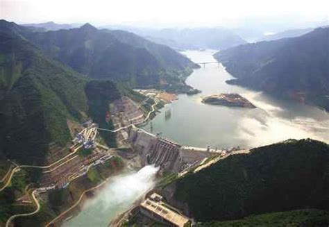 longtan dam china hydroelectric energy