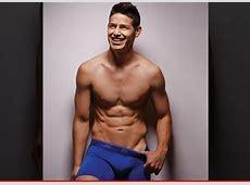 Soccer Star James Rodriguez Declares Underwear War on