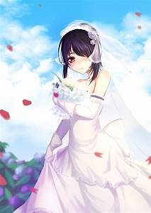 Anime Girl In Wedding Dress | www.pixshark.com - Images ...