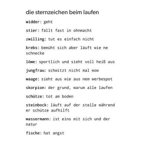Steinbock Und Wassermann Passt Das by 112 Besten Sternzeichen Lustig Bilder Auf