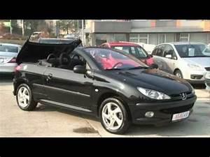 Peugeot 206 Cc : peugeot 206 cc 1 6 youtube ~ Medecine-chirurgie-esthetiques.com Avis de Voitures