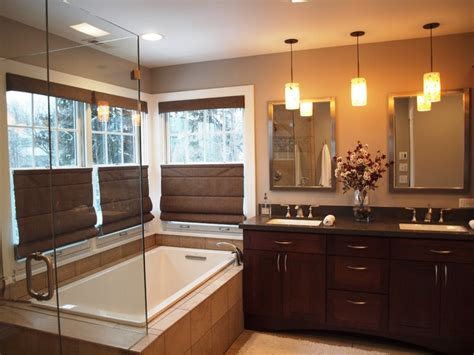master suite traditional bathroom chicago